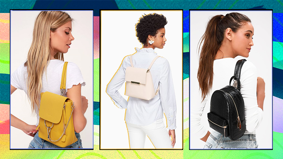 25 Mini Backpacks So Cute You Won't Care They're Tiny | StyleCaster
