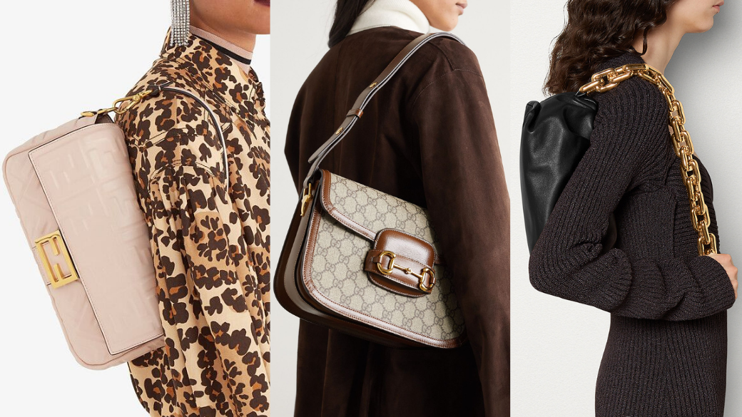 The '90s shoulder bags are back in trend. Here are 9 designer styles to own | Her World Singapore