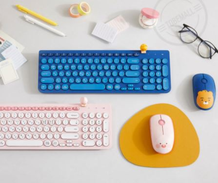 kakao friends keyboard and mouse best laptops for school