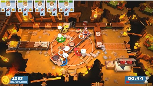 Overcooked 1 2 video games nintendo switch teachers' day gift ideas Singapore
