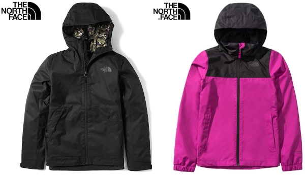 the north face jackets collage what to bring on a hike