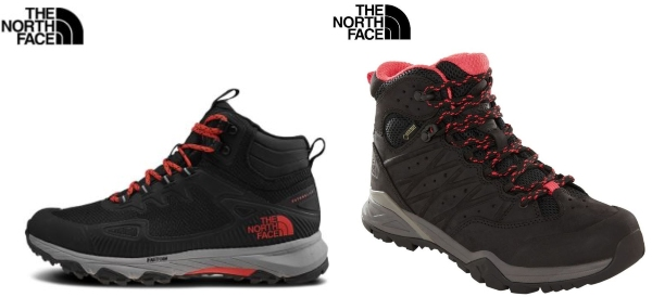 the north face shoes collage what to bring on a hike