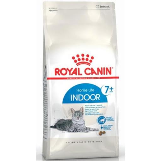 senior cat best dry food Royal Canin Feline Health Nutrition Indoor Adult 7+