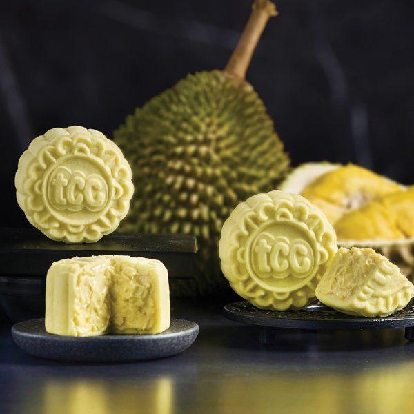 the connoisseur concerto tcc d'luxe collection msw durian mooncakes