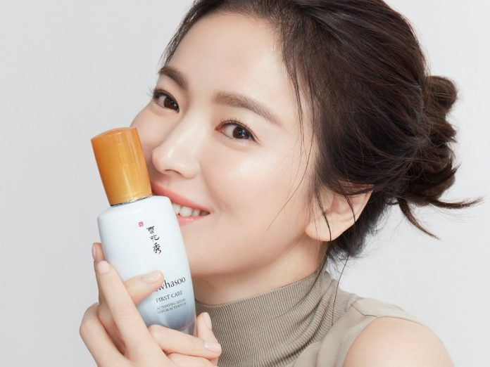 sulwhasoo review korean skincare best products song hye kyo first care activating serum