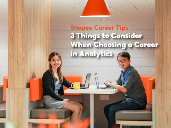 3 Things to Consider When Choosing a Career in Analytics