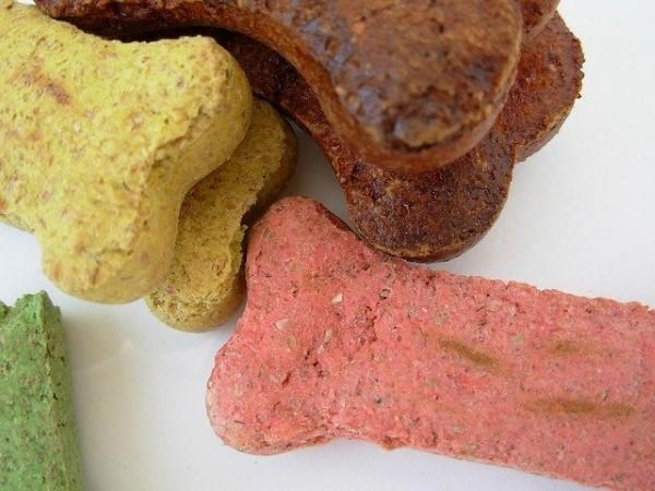 dog treats homemade recipe