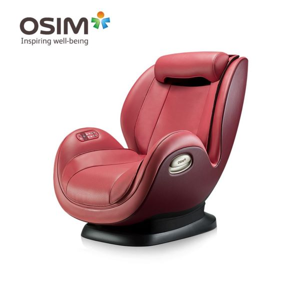 red osim udivine massage sofa mini compact space-saving