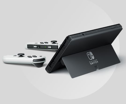 kickstand nintendo switch oled review