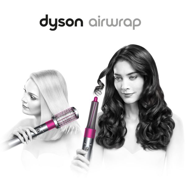 dyson airwrap review straightening hair curling saves time
