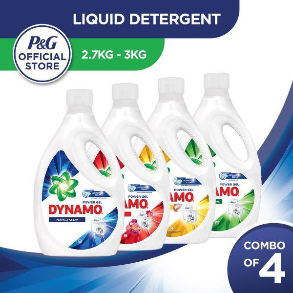 dynamo liquid laundry detergent 4 packs best singapore