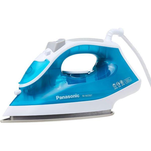 blue Panasonic Steam Iron