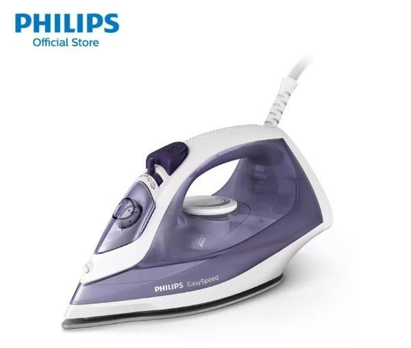 Philips EasySpeed Steam Iron purple best singapore