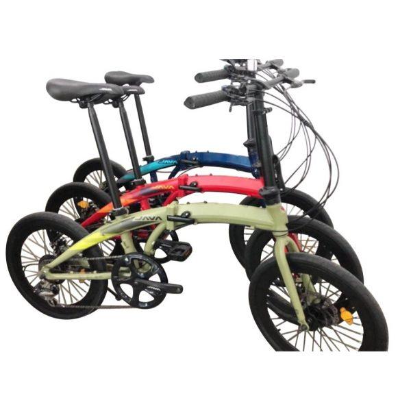 Java Zelo Foldable Bicycle