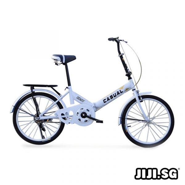 JIJI.SG Casual Foldable Bicycle