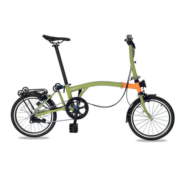 Litepro Brompton Foldable Bike