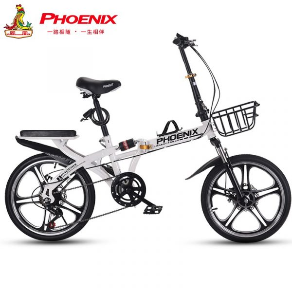 Phoenix Foldable Bicycle
