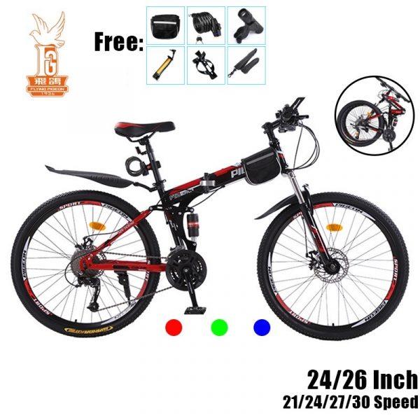 PIGEON Foldable Mountain Bike