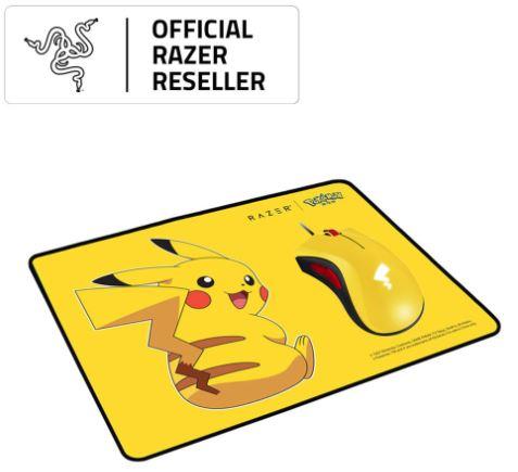 razer goliathus speed pikachu best gaming mousepads