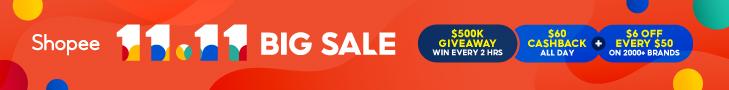 singapore shopee 11.11 big sale