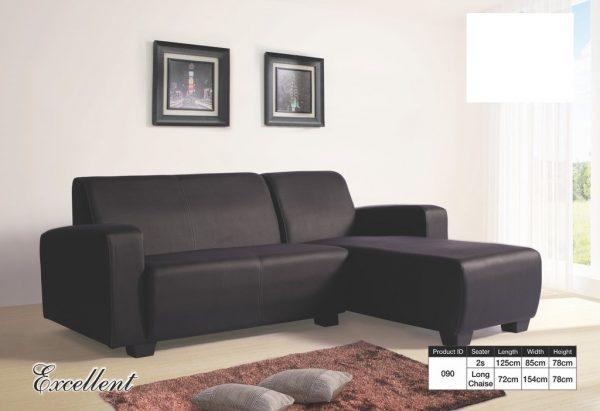 YHL Excellent L-Shape Sofa - best sofas in singapore