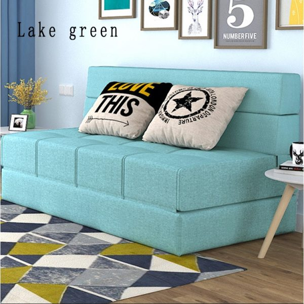 ZROM Fabric Sofa Bed - best sofas in singapore